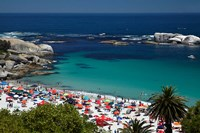 Clifton Beach, Cape Town, South Africa by David Wall - various sizes