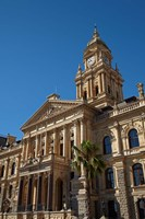 Clock Tower, City Hall (1905), Cape Town, South Africa by David Wall, 1905 - various sizes