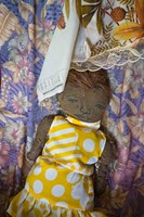 Creole Doll, Seychelles by Walter Bibikow - various sizes