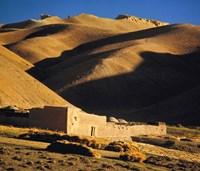 Afghanistan, Bamian Valley, Caravansary, Hindu Kush by Ric Ergenbright - various sizes