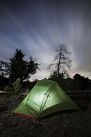Camping under the clouds and stars in Cleveland National Forest, California by Dan Barr - various sizes, FulcrumGallery.com brand