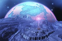 Colony on Alien Moon by Corey Ford - various sizes
