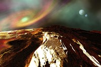 Landscape of an Alien Planet by Corey Ford - various sizes