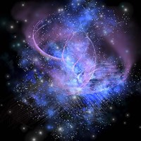 A spacial phenomenon in the cosmos by Corey Ford - various sizes