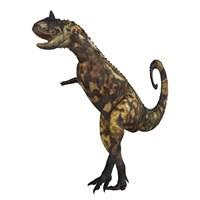 Carnotaurus dinosaur by Corey Ford - various sizes