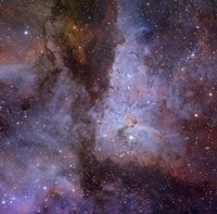 Eta Carinae Nebula by Ken Crawford - various sizes
