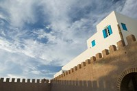 MOROCCO, ESSAOUIRA, City Walls, Moorish Architecture by Walter Bibikow - various sizes