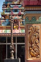 Indian Temple, Port Louis, Mauritius by Cindy Miller Hopkins - various sizes