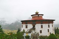 Kichu Lhakhang Dzong Paro Bhutan