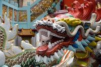 Hong Kong, Goddess of Mercy, Dragon statue by Cindy Miller Hopkins - various sizes