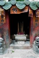 Man Mo Temple, Tai Po, Hong Kong, China by Cindy Miller Hopkins - various sizes