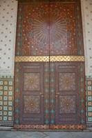Morocco, Casablanca. Royal Palace, Harem doors by Cindy Miller Hopkins - various sizes