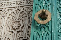 Morocco, Islamic courts, Moorish Architecture by Cindy Miller Hopkins - various sizes