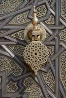 Morocco Casablanca Palace Moorish Architecture
