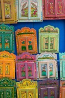 MOROCCO, ESSAOUIRA: Market Souvenirs by Walter Bibikow - various sizes