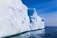 Landscape of iceberg, American Palmer Station, Antarctica Fine Art Print