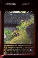 Landscape in Traditional Chinese Garden, Shanghai, China by Keren Su - various sizes - $41.49