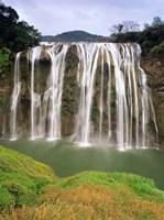 Huangguoshu Falls, Anshun, Guizhou, China Fine Art Print