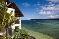 Mauritius, Le Touessrok Resort Hotel, Resort bungalow by Walter Bibikow - various sizes