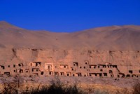 Mogao Caves, Silk Road, China by Keren Su - various sizes