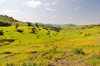 Landscape, Gonder and Lake Tana, Ethiopia Fine Art Print