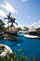 Le Touessrok Resort Pool, Mauritius by Walter Bibikow - various sizes
