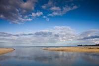 Mauritius, Tamarin, Tamarin Bay, dawn by Walter Bibikow - various sizes