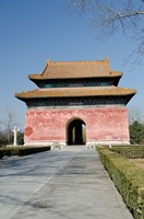 Red Gate (aka Dahongmen), Changling Sacred Way, Beijing, China by Cindy Miller Hopkins - various sizes
