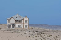 Namibia, Kolmanskop, diamond mining ghost town by Cindy Miller Hopkins - various sizes, FulcrumGallery.com brand