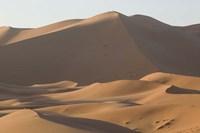 MOROCCO Tafilalt MERZOUGA: Erg Chebbi Dunes
