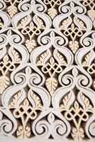 Islamic patterns on Mahakma Law Courts, Morocco by Cindy Miller Hopkins - various sizes