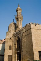 Qait-Bey Muhamadi Mosque or Burial Mosque of Qait Bey, Cairo, Egypt Fine Art Print