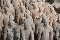 Terra-Cotta Warriors Xian China