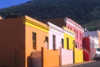 Native Area on Wales Street, Cape Town, South Africa by Bill Bachmann - various sizes