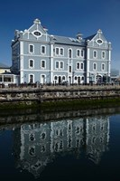 Old Port Captain's Building, Waterfront, Cape Town, South Africa by David Wall - various sizes