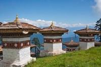 Sindokha Dzong, Dochu La Pass, Thimphu and Punakha, Bhutan by Keren Su - various sizes