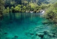 Shuzheng Lake, Jiuzhaigou National Scenic Area, Sichuan Province, China by Charles Crust - various sizes