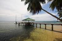 Seychelles, Anse Bois de Rose, Coco de Mer, Resort by Walter Bibikow - various sizes