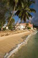 Seychelles, Mahe Island, Anse Royale, Town Church by Walter Bibikow - various sizes