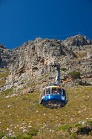 Table Mountain Tram by Cindy Miller Hopkins - various sizes
