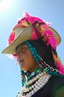 Tibetan Girl, Tibet, China by Keren Su - various sizes - $40.49