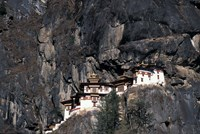 Taksang Monastery, Bhutan Fine Art Print