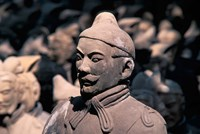 Terra Cotta Warriors at Emperor Qin Shihuangdi's Tomb, China by Keren Su - various sizes - $43.49