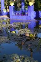 Villa Reflexion, Jardin Majorelle and Museum of Islamic Art, Marrakech, Morocco by Walter Bibikow - various sizes