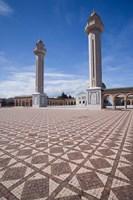 Tunisia, Monastir, Mausoleum of Habib Bourguiba Fine Art Print