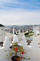 View of Tangier, Morocco by Nico Tondini - various sizes, FulcrumGallery.com brand
