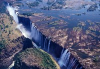 Victoria Falls, Zimbabwe by William Sutton - various sizes, FulcrumGallery.com brand