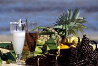 Tropical Breakfast, Madagascar by Michele Molinari - various sizes