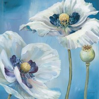 Blue Dance II by Lisa Audit - various sizes