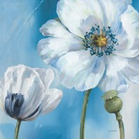 Blue Dance III by Lisa Audit - various sizes